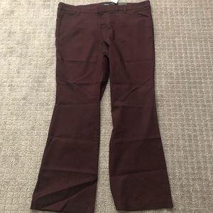 Torrid trousers sz22 NWT